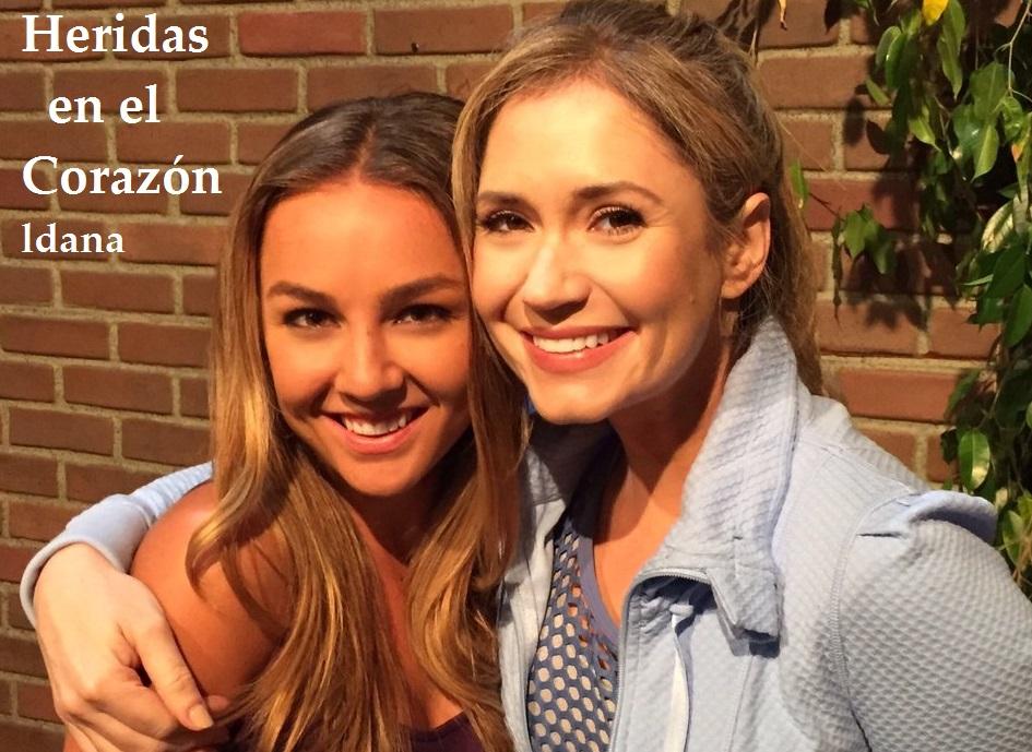 Parker Y Kristina Heridas En El Corazón Cap67 Emociones De Mujer